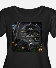 halloweeaustshep.jpg Plus Size T-Shirt