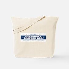 CATAHOULA LEOPARD DOG Tote Bag