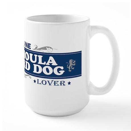 CATAHOULA LEOPARD DOG Large Mug