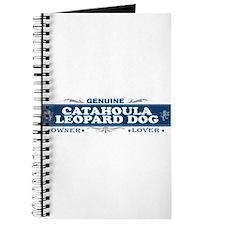 CATAHOULA LEOPARD DOG Journal
