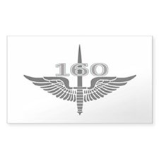 Task Force 160 (1) Rectangle Decal