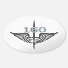 Task Force 160 (1) Oval Decal