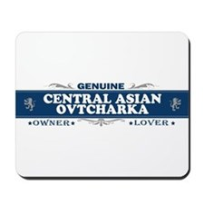 CENTRAL ASIAN OVTCHARKA Mousepad
