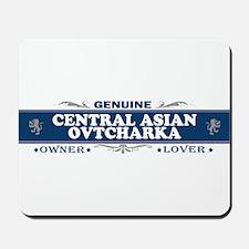 CENTRAL ASIAN OVTCHARKA Mousepad