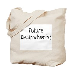Future Electrochemist Tote Bag