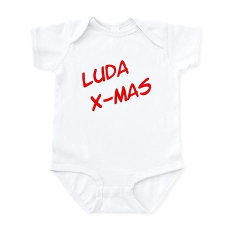 Luda X-mas Infant Bodysuit