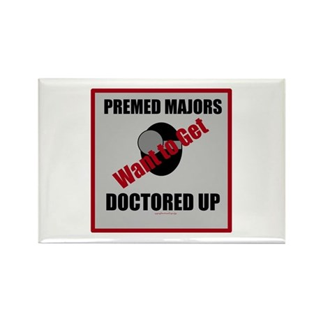 Pre-Med Majors Want to Get Doctored Up Magnets