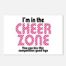 CheerChick ZONE Postcards (Package of 8)