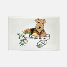 Lakeland Terrier - Good Dog! Rectangle Magnet (10