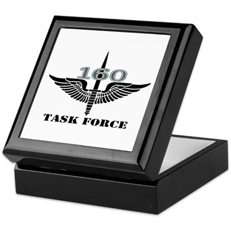Task Force 160 (2) Keepsake Box
