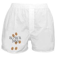 Alpaca Dad Boxer Shorts