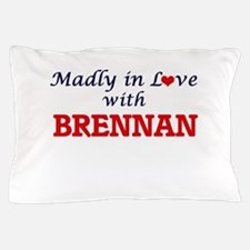 Madly in love with Brennan Pillow Case