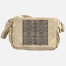 DMS2 BK-WH MARBLE (R) Messenger Bag