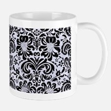 DMS2 BK-WH MARBLE (R) Mug