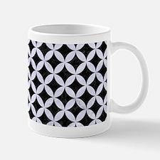 CIR3 BK-WH MARBLE Mug