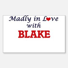 Madly in love with Blake Decal