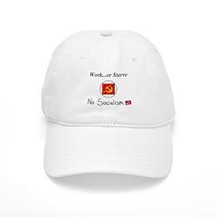 Work or Starve Baseball Cap