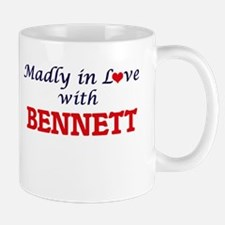 Madly in love with Bennett Mugs