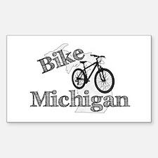 Bike Michigan Decal