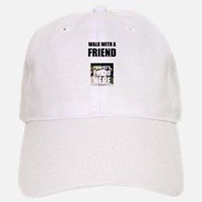 Walk With A Friend Pet Personalize It! Baseball Ca