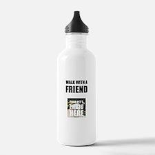 Walk With A Friend Pet Personalize It! Water Bottl