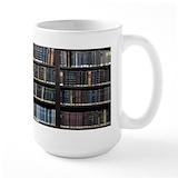 Book lovers Large Mugs (15 oz)