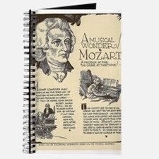 Cool Mozart Journal
