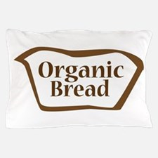 bread, loaf, tin, batch, wholemeal, gr Pillow Case