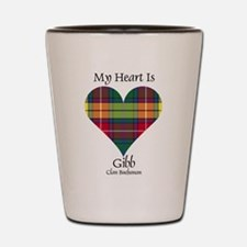 Heart-Gibb.Buchanan Shot Glass