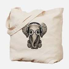 Unique Elephant Tote Bag