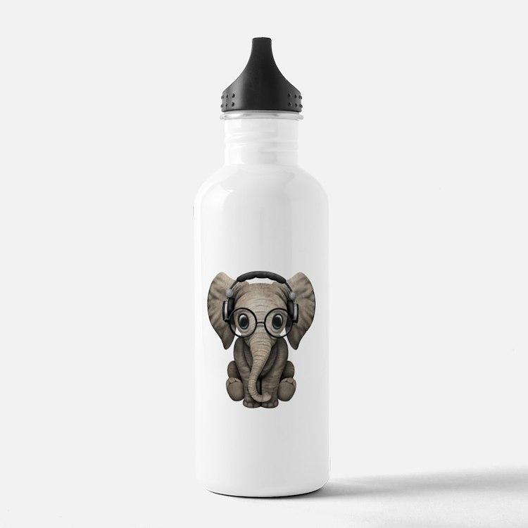 Cute Elephant Water Bottle