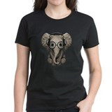 Elephant Women's Dark T-Shirt