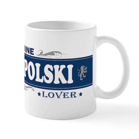 CHART POLSKI Mug
