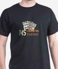 NEW TUNE MS SUPPORT T-Shirt