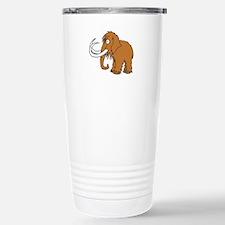 Cute Mammoth Travel Mug