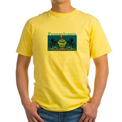 Pennsylvania State Flag T