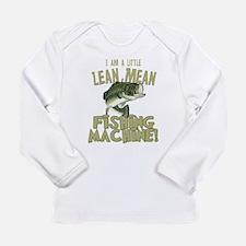 Lean Mean Fishing Machine Long Sleeve T-Shirt