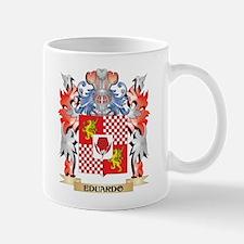 Eduardo Coat of Arms - Family Crest Mugs