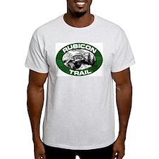 Rubicon Trail Ash Grey T-Shirt