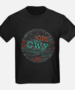 Cherokee Syllabary Cloud T-Shirt