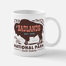 Badlands National Park Mug