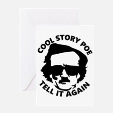 Cute Cool story bro Greeting Card