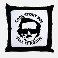 Funny Funny puns Throw Pillow