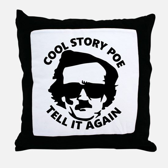 Cute Famous people Throw Pillow
