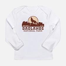 Badlands National Park Long Sleeve Infant T-Shirt