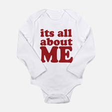 Its all about me Body Suit