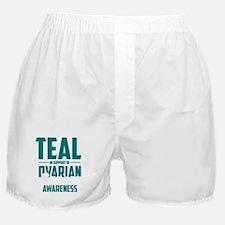 Cute Ovarian cancer Boxer Shorts