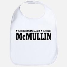 Vote For McMullin Bib