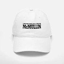 Vote For McMullin Baseball Baseball Cap
