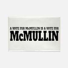 Vote For McMullin Rectangle Magnet